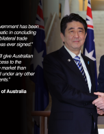 Japan Australia Free Trade Agreement