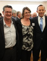 Deakin Community Morning Tea with PM