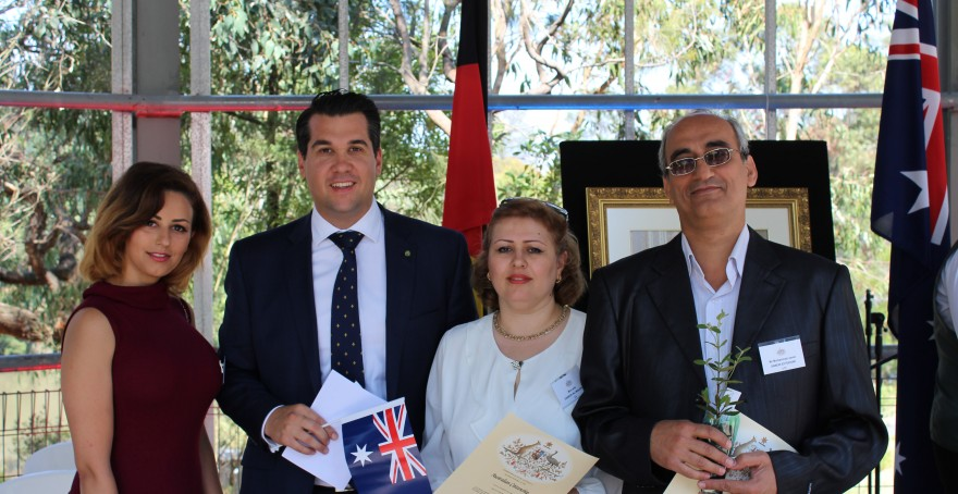 Maroondah Citizenship Ceremony - Australia Day 2016
