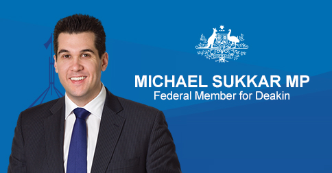 Image result for michael sukkar