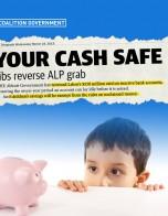 Protecting Savings Accounts