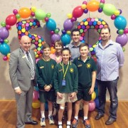 Laburnum Primary School celebrates its 50th anniversary